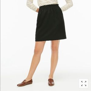 Wool blend sidewalk Skirt